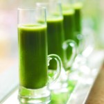 Apple Spinach Colon Cleansing Juice